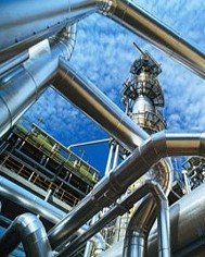 Metal Pipes - Industrial Construction Services